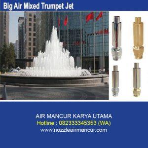 Big Air Mixed Trumpet Jet