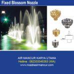 Fixed Blossom Nozzle