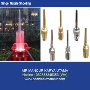 Singel Nozzle Shooting