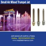 Small Air Mixed Trumpet Jet