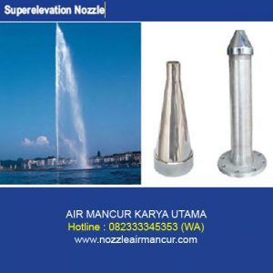 Superelevation Nozzle