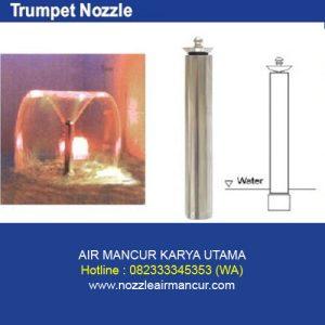 Trumpet Nozzle