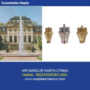 Concertration Nozzle