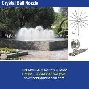Crystal Ball Nozzle
