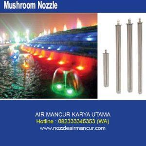 Mushroom Nozzle
