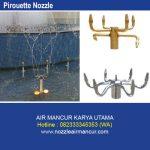 Pirouette Nozzle