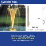 Silver Tassel Nozzle
